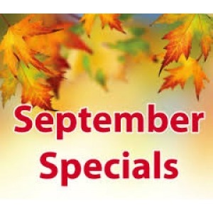 Fall into these Specials!