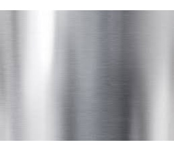 C4826-2415-207 FINE BRUSHED SILVER