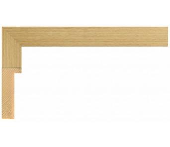 Designer Woods Metro Collection W198 405 3 4 Oak Veneer Cap 2 Tall