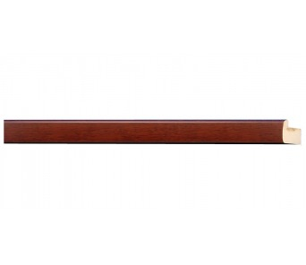 "7/8"" SATIN MAHOGANY SPECTRUM"